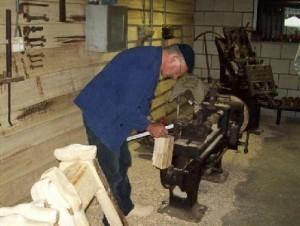 foto klompemaker